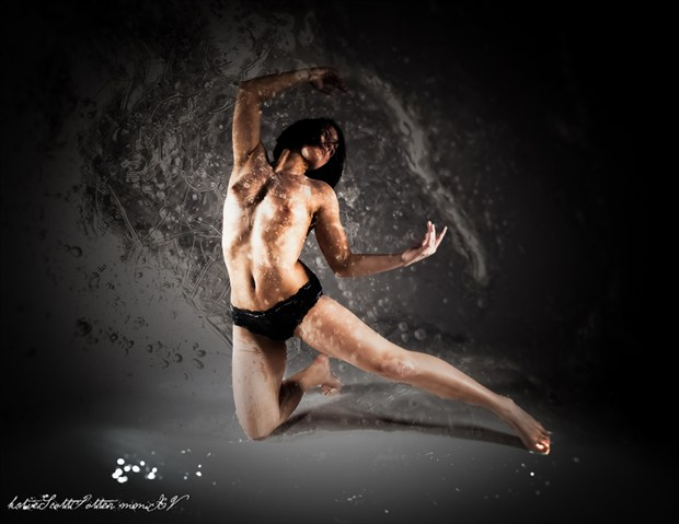 Copper Artistic Nude Photo by Photographer Katie Potter