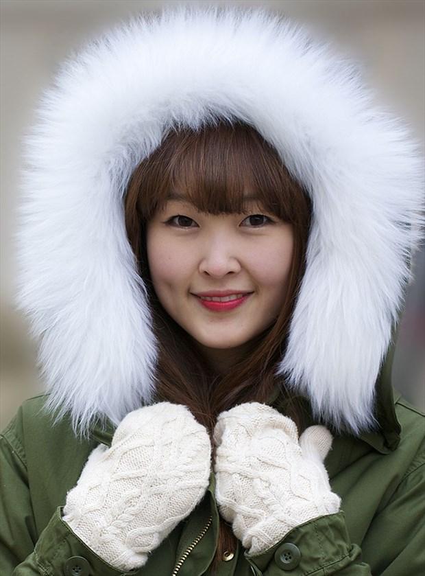 Corean woman in Prage Portrait Photo by Photographer JoseSFAndres