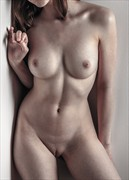 Cornered Artistic Nude Photo by Photographer rick jolson