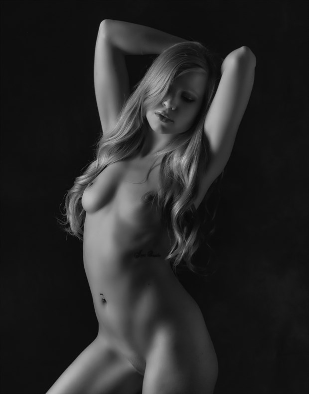 Corrine Carrie Artistic Nude Photo by Photographer Paul Anders