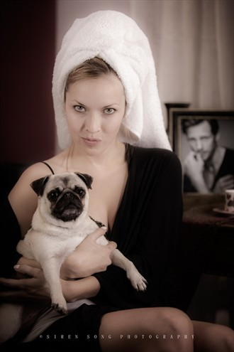 Cosette and Askars Glamour Photo by Model V%C3%A9ronique