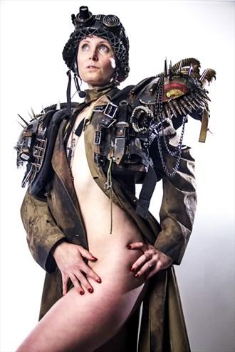 Cosplay Alternative Model Photo by Model Catherine Monk