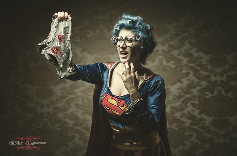 Cosplay Alternative Model Photo by Photographer Christian Melfa