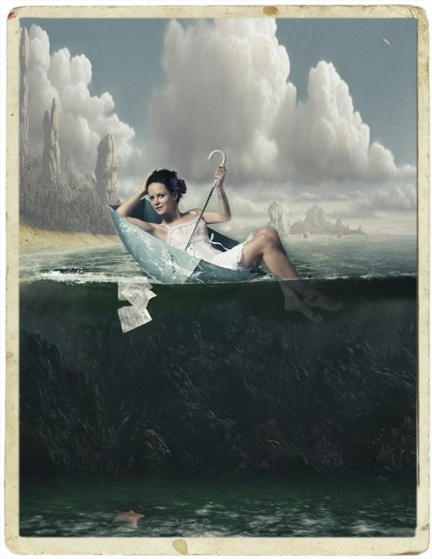 Cosplay Fantasy Artwork by Artist Digital.retoucher.uk