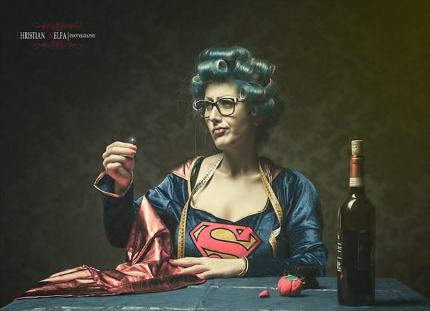 Cosplay Fantasy Photo by Photographer Christian Melfa