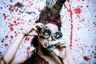 Cosplay Surreal Photo by Photographer marcustaylorphotography