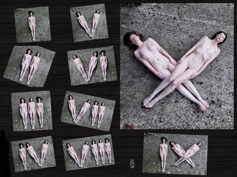 Counting blessings  Artistic Nude Artwork by Photographer Poeticframe