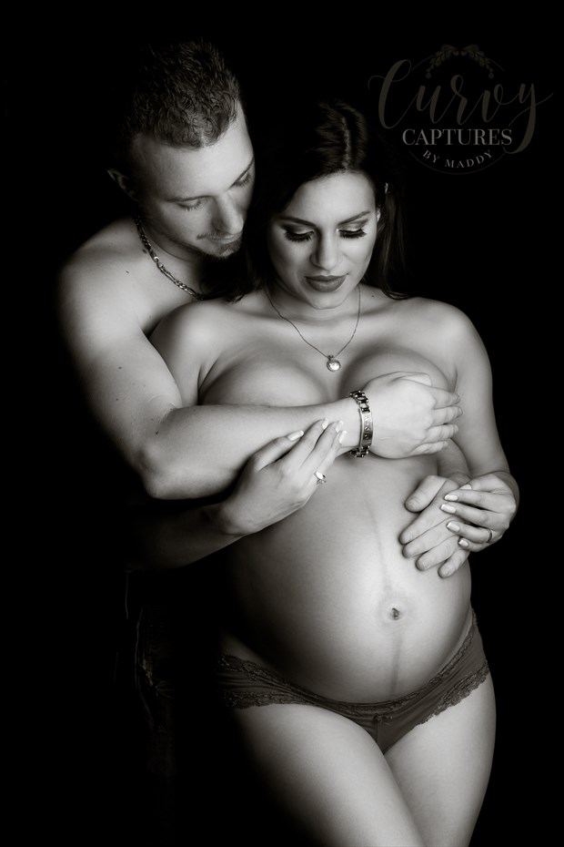 Couple in suspense Lingerie Photo by Photographer MaddyLens Photography