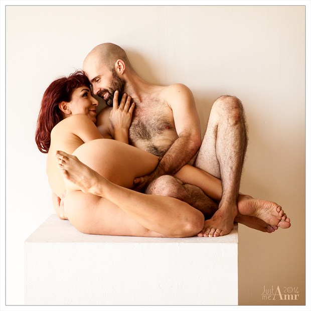 Couples Natural Light Photo by Model A K Arts