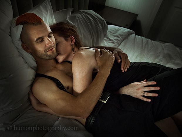 Couples Natural Light Photo by Photographer humon photography