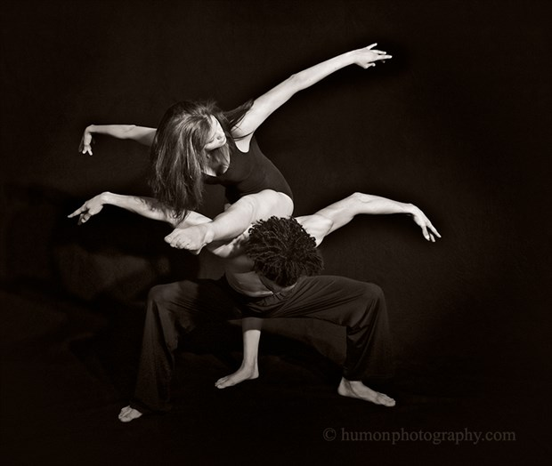Couples Studio Lighting Photo by Photographer humon photography