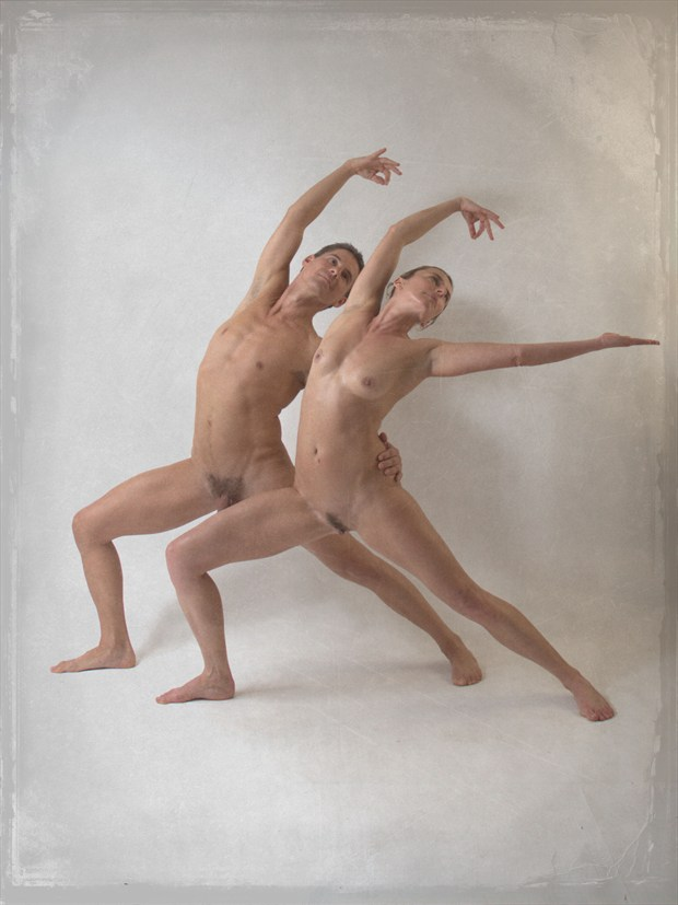 Couples Yoga 3 Artistic Nude Photo by Photographer pblieden