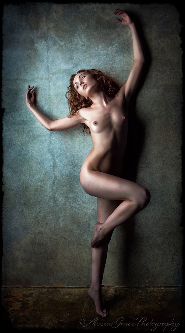 Courage Artistic Nude Photo by Photographer AlexxaGrace