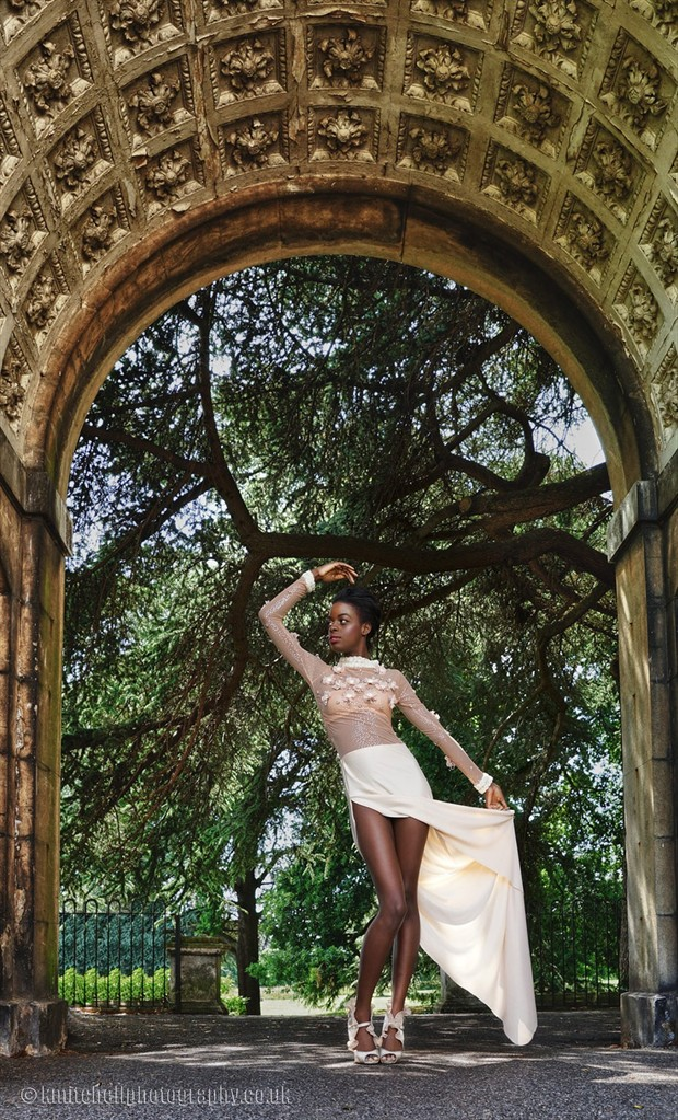 Couture Fashion Photo by Photographer Keith Mitchell