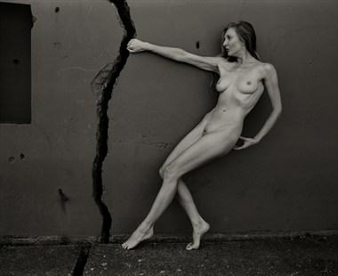 Crack Artistic Nude Artwork by Photographer Christopher Ryan