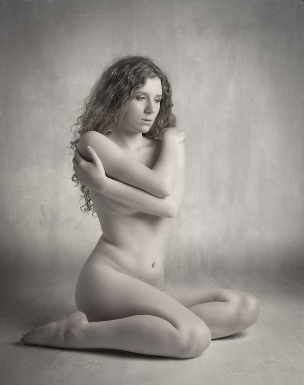 Cradle Artistic Nude Photo by Photographer Rascallyfox