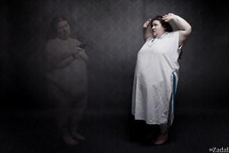 Crazy Ghost Alternative Model Photo by Model Assilem Ozzehg