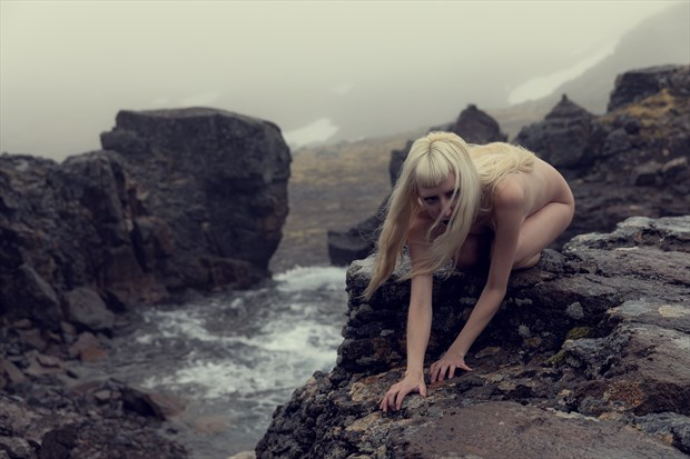 Creature from the fog Artistic Nude Photo by Photographer Bkort photography