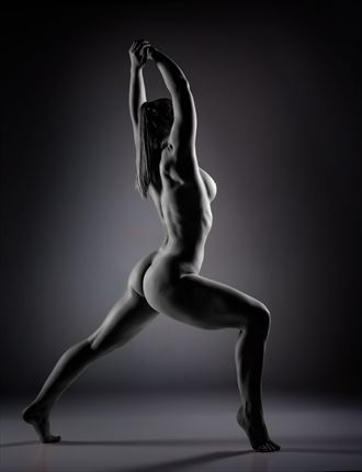 Crescent Artistic Nude Photo by Photographer Dream Digital Photog