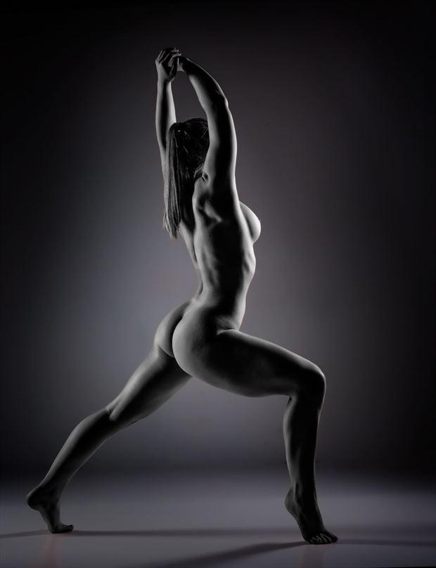 Crescent Artistic Nude Photo by Photographer Dream Digital Photog