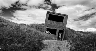 Crooked house Artistic Nude Photo by Photographer Lightyear