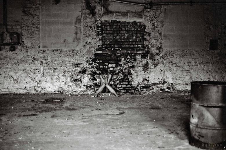 Cruel World.. Artistic Nude Photo by Model Marmalade