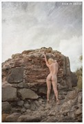Crumbling walls Artistic Nude Photo by Photographer balm in Gilead