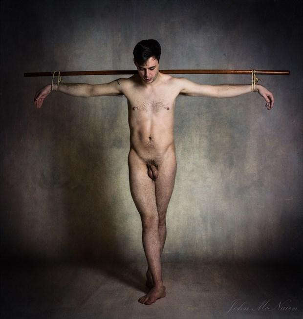 Cruxifiction Artistic Nude Photo by Photographer Rascallyfox