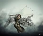Cupida Artistic Nude Photo by Artist GonZaLo Villar