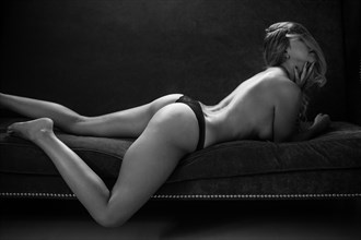 Curvature Lingerie Photo by Photographer MadiouART