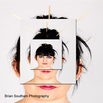 D Abstract Artwork by Photographer Brian Southam