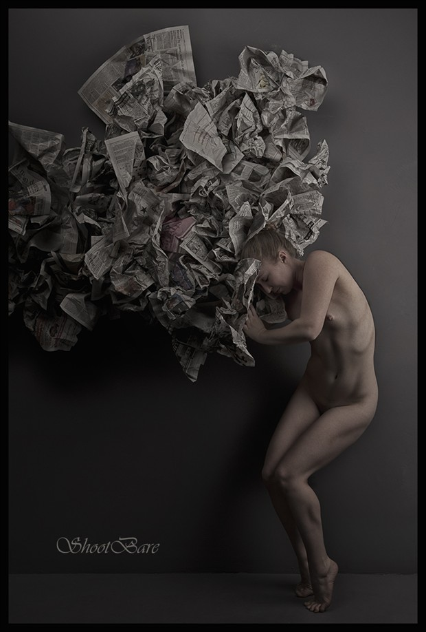 Daily News Artistic Nude Photo by Photographer Provoculos