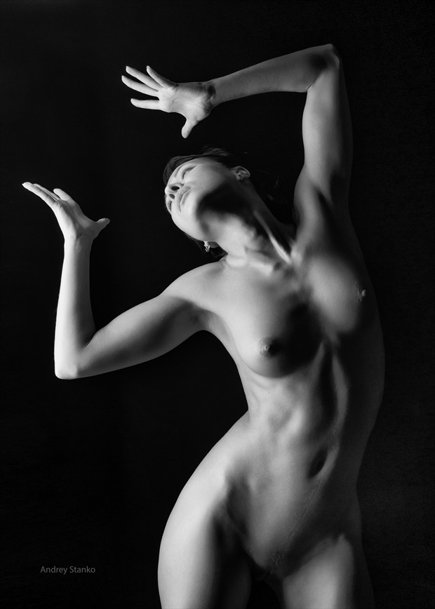 Dance Artistic Nude Photo by Photographer Andrey Stanko