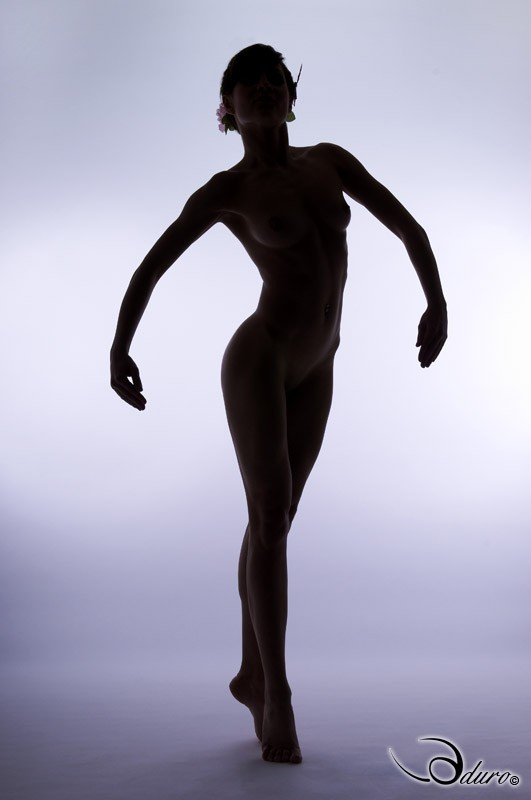 Dancer Artistic Nude Photo by Photographer Aduro
