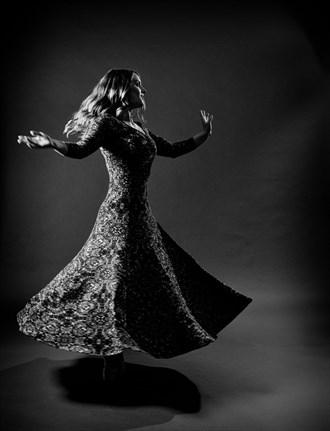 Dancer Sensual Photo by Photographer AL Coburn