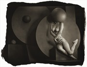 Dancing Ball Artistic Nude Photo by Photographer Thomas Sauerwein