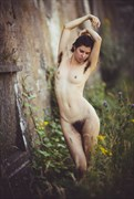 Dancing Nymph Artistic Nude Photo by Photographer GerardChillcott