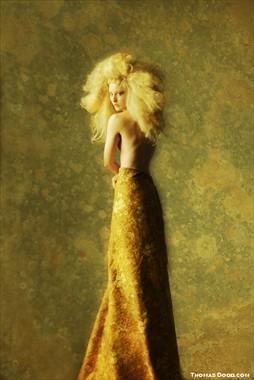 Dandelion Surreal Artwork by Photographer Thomas Dodd