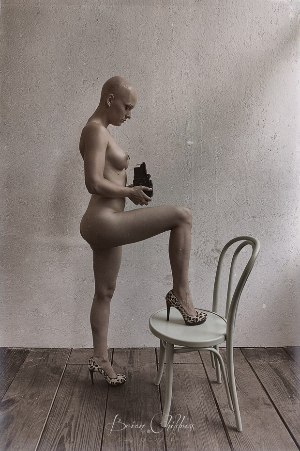 Dani Artistic Nude Photo by Photographer brianChildress