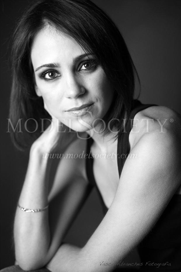 Daniela Portrait Photo by Photographer Vasco Abranches