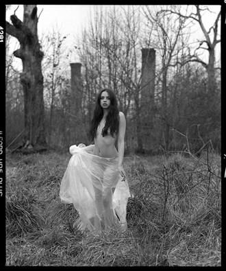 Daniella in Plastic Artistic Nude Photo by Photographer Grant Beecher