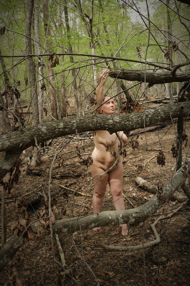 Dans l'obscurit%C3%A9 Artistic Nude Photo by Photographer EnlightenedImagesNC