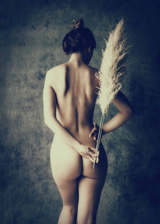 Danse d'apr%C3%A8s midi Artistic Nude Artwork by Model RomiMuse