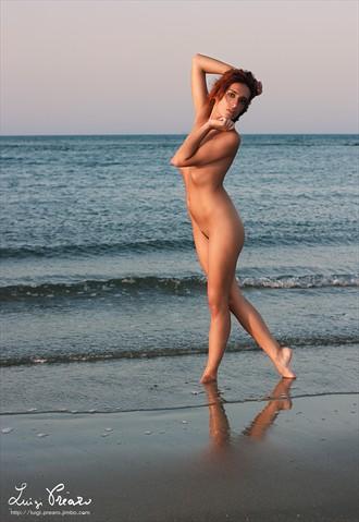 Dany Dany Artistic Nude Photo by Photographer Luigi Prearo
