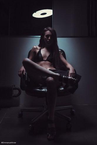 Dark Angel Bikini Artwork by Photographer EmmanuelVivier