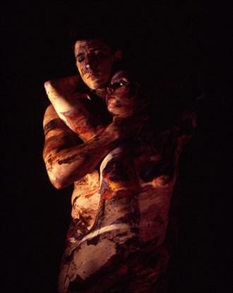 Dark Desire Artistic Nude Photo by Photographer Cdesir