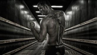 Dark Hallways Tattoos Photo by Photographer Tony Mandarich