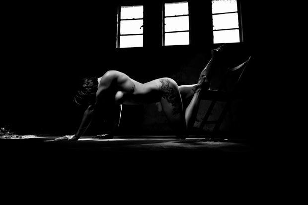 Dark Phoenix Artistic Nude Photo by Photographer Omega Photography