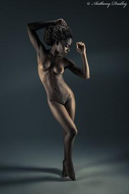 Dark Princess Artistic Nude Photo by Photographer Antz