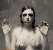 Darkness Artistic Nude Artwork by Photographer Vaderkip